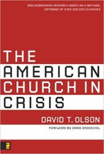 american church in crisis
